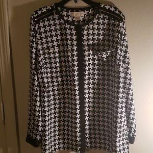 Michael Kors ladies blouse.